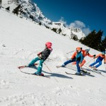 Kinderskikurs in Obertauern